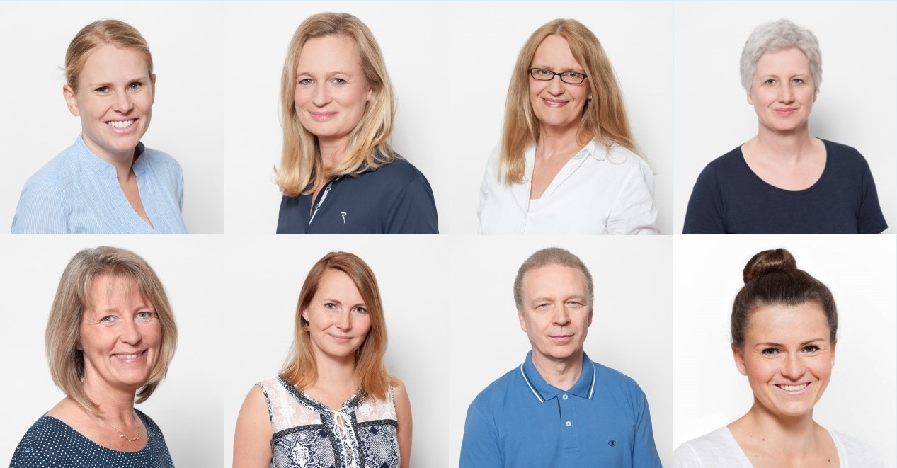 Maasmeier Debeur Linden - Teambild